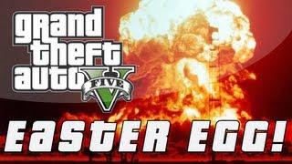 "Grand Theft Auto 5 Michael's Secret ""Warpath"" Text"