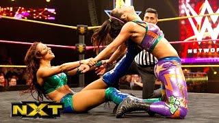 Vídeos WWE NXT: Bayley vs. Sasha Banks
