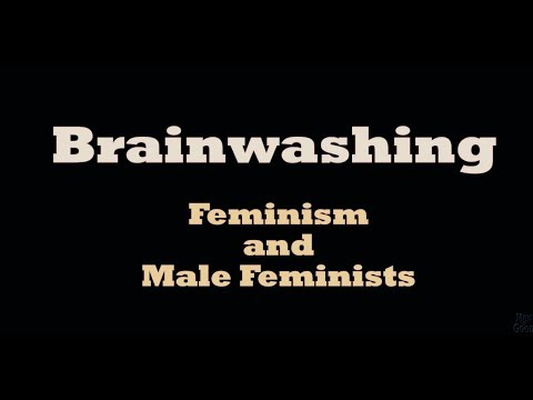 Brainwashing: Feminism and Male Feminists