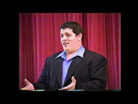 Scott Merchant at CES 6-5-00
