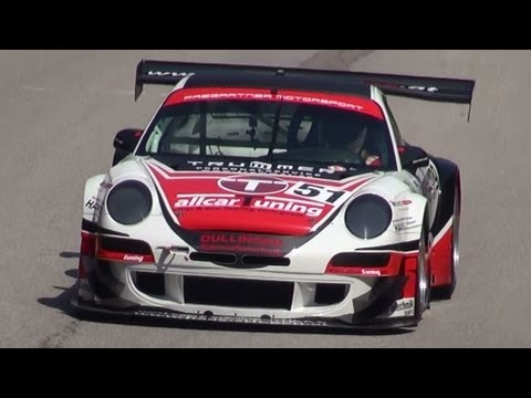 39° Alpe del Nevegal 2013 - Pure Sound [HD]