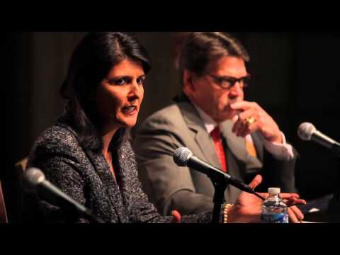 SC Gov. Nikki Haley: GOP Governors Get More Done Than Washington Ever Will