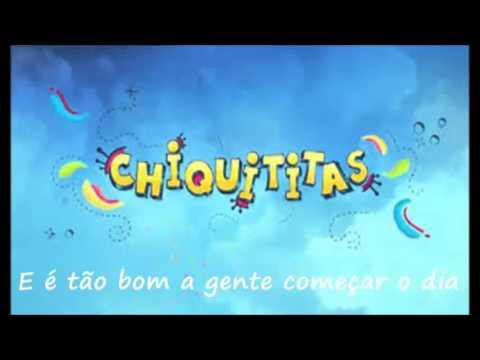 Amigas Danny Pink - Trilha Sonora de Chiquititas - com letra
