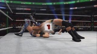 WWE 2K14 ONE COUNT GLITCH