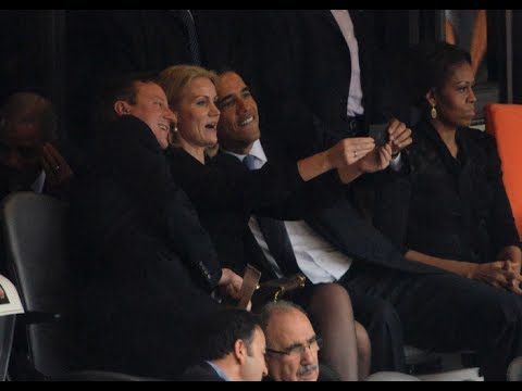 Selfie etiquette: a diplomacy lesson for politicians