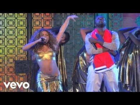 Shakira - Hips Don't Lie (GRAMMYs on CBS)