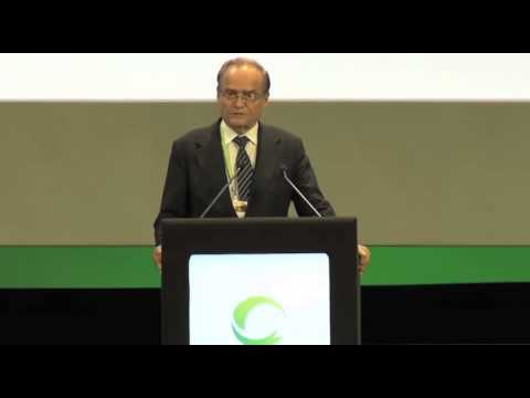 Ljungqvist's speech on revised WADA Code, 2013-11-13