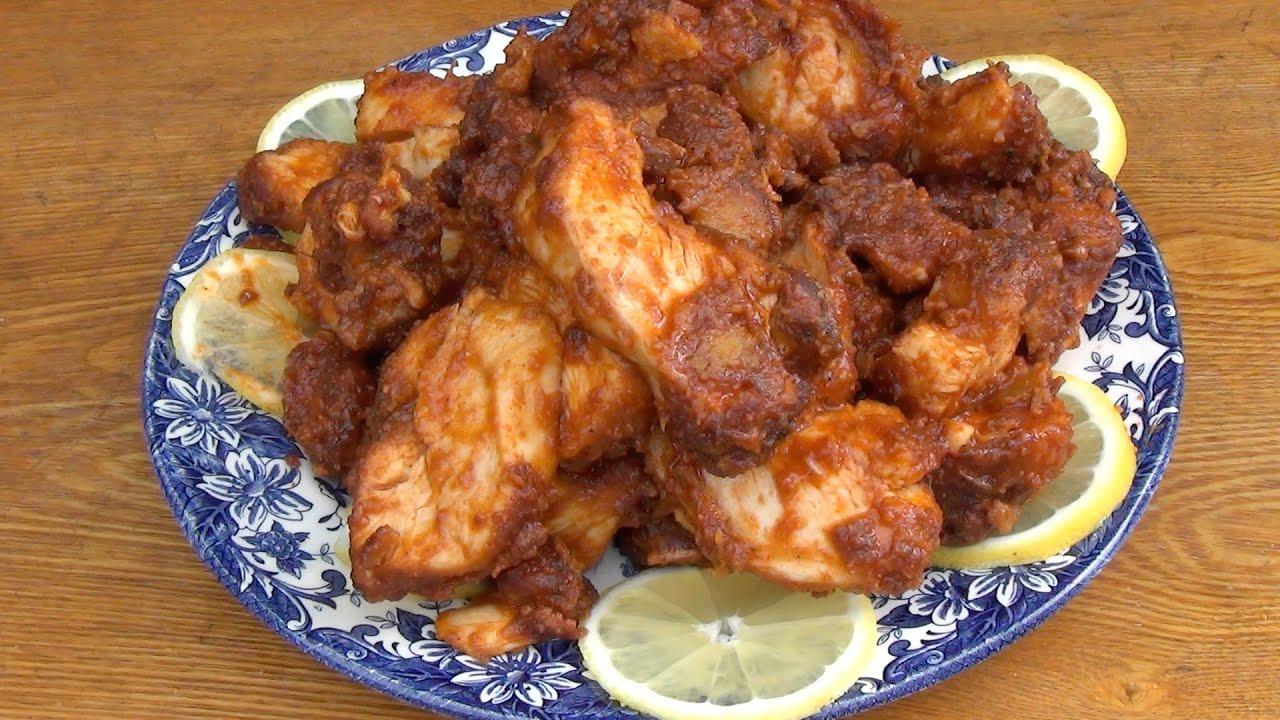 Самое вкусное блюдо из курицы рецепт