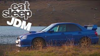 Встречайте новый JDM проект на канале! Subaru WRX STI ! Жорик Ревазов.