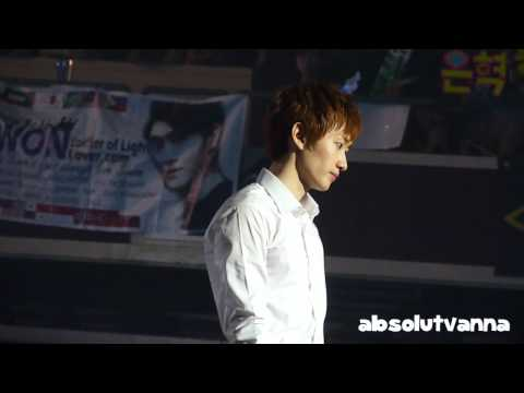 [HD/Fancam] 120219 Super Show 4 in Singapore Destiny
