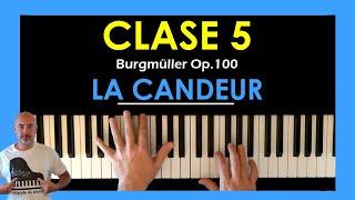 Aprender a tocar el piano. Clase 5