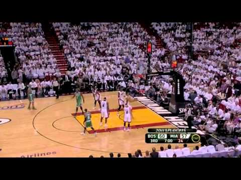 NBA Playoffs 2011: Boston Celtics Vs Miami Heat Game 5 Highlights (1-4)