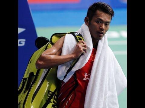 Best of Lin Dan Crazy Badminton 2014 China Masters