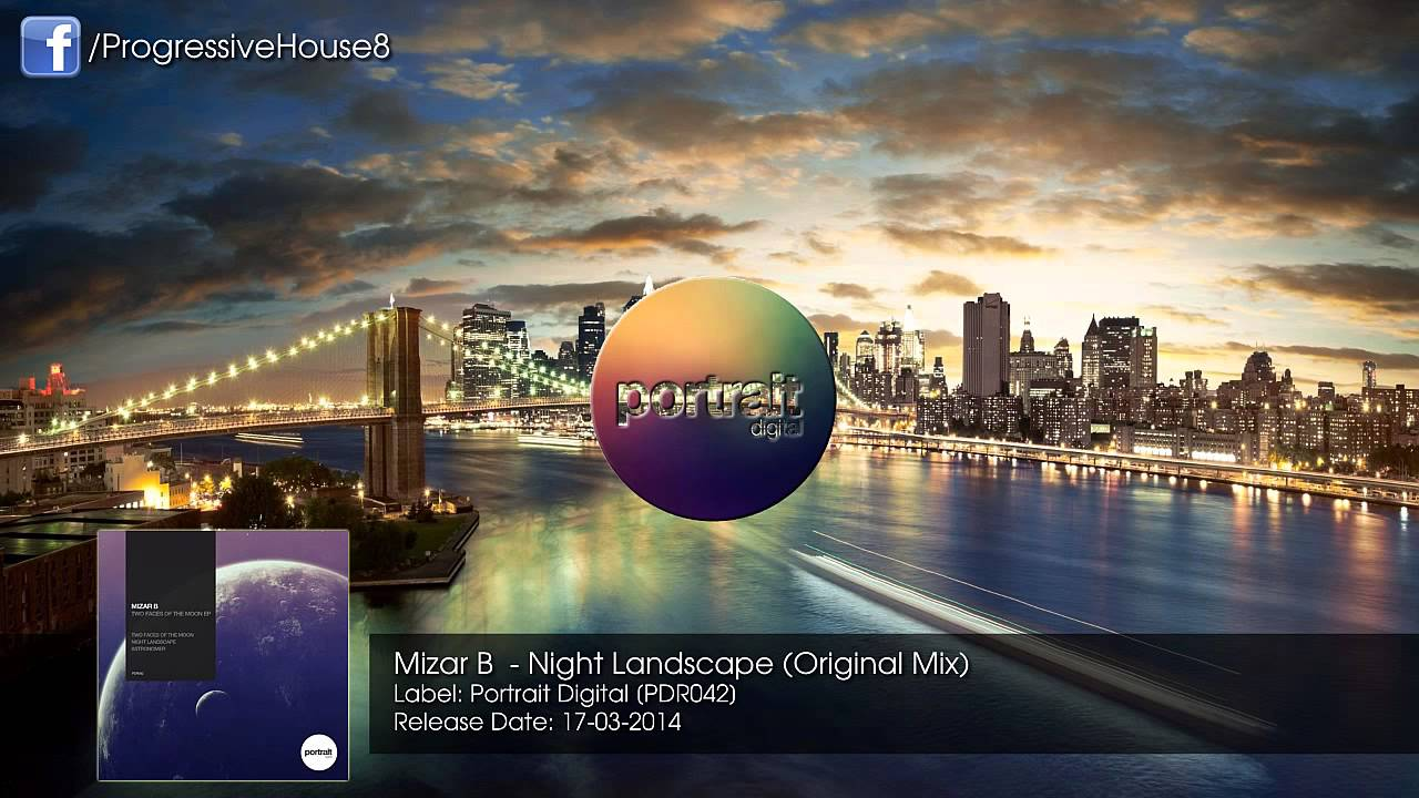 Mizar b night landscape original mix youtube for Mizar youtube