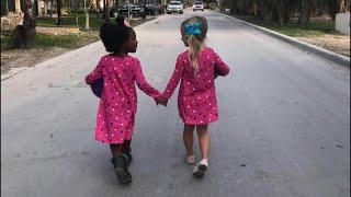 "Preschool ""twins"" take a stand against discrimination"