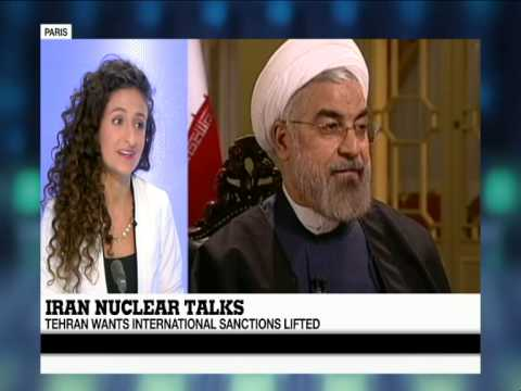 Iran nuclear talks - Vienna round three