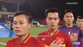 VIỆT NAM 4-1 ĐÀI LOAN (Taiwan) Vòng Loại World Cup 2018- 24.03.2016