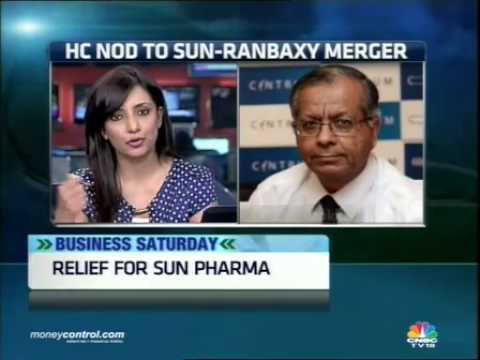 AP HC lifting ban positive for Sun-Ranbaxy merger -  Part 2