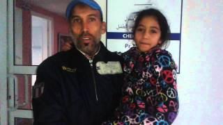 ماالذي يعيق تنفيد الامر الملكي لمحمد السادس بعلاج هذه الطفلة المريضة الى حد الان  