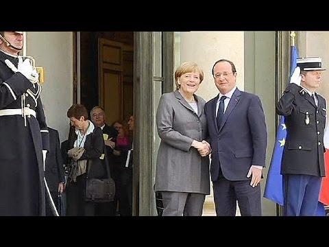 Hollande et Merkel pourraient décider de sanctions contre l'Ukraine