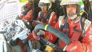 Dakar 2014 - Stage 09 Iquique (Eurol VEKA MAN Rally Team)