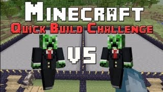 Minecraft Xbox Quick Build Challenge Ships