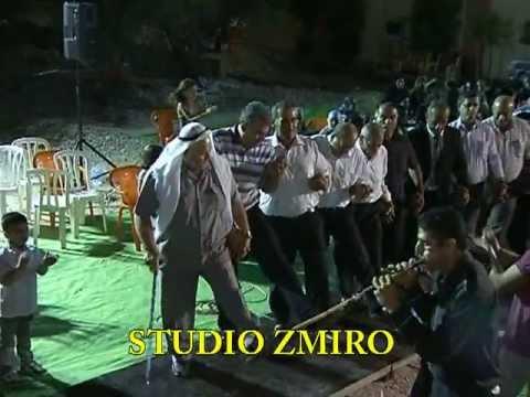 دبكة نحف في افراح ال سرحان نحف 2012  -