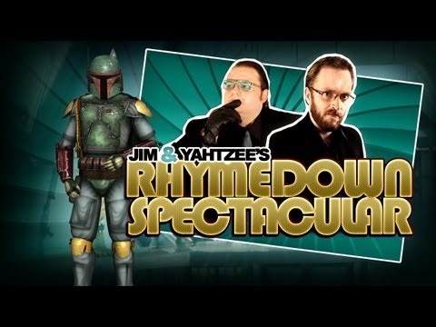 STANZA WARS (Jim & Yahtzee's Rhymedown Spectacular)