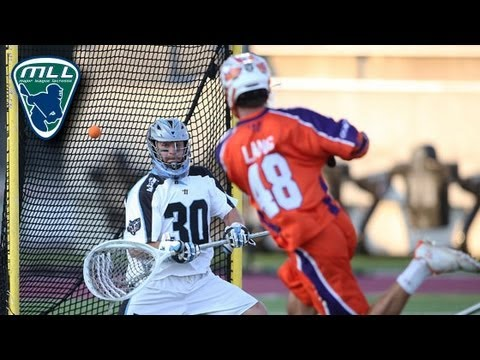 MLL Week 11 Highlights: Machine vs Nationals