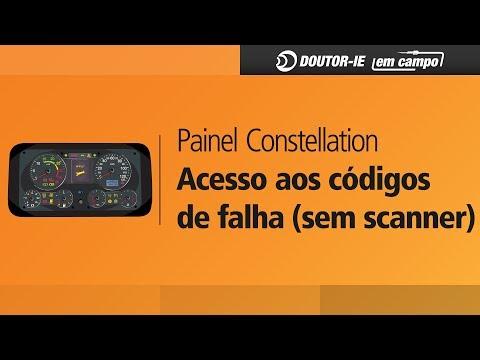 DOUTOR-IE Caminhões Volkswagen Constellation Euro 3 (Acesso aos códigos de falhas)