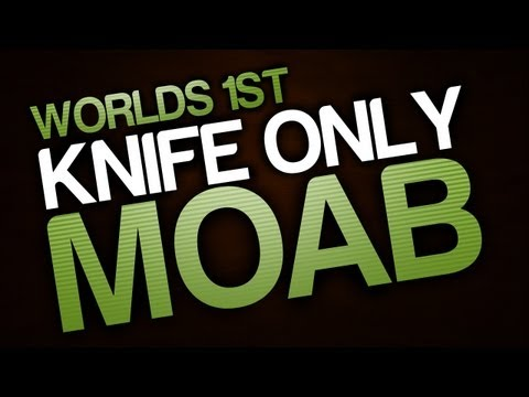 M.O.A.B. knife ONLY