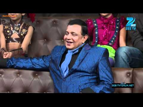 Dance India Dance Lil Masters 720p - 8th July 2012 Video Watch Online HD Pt1