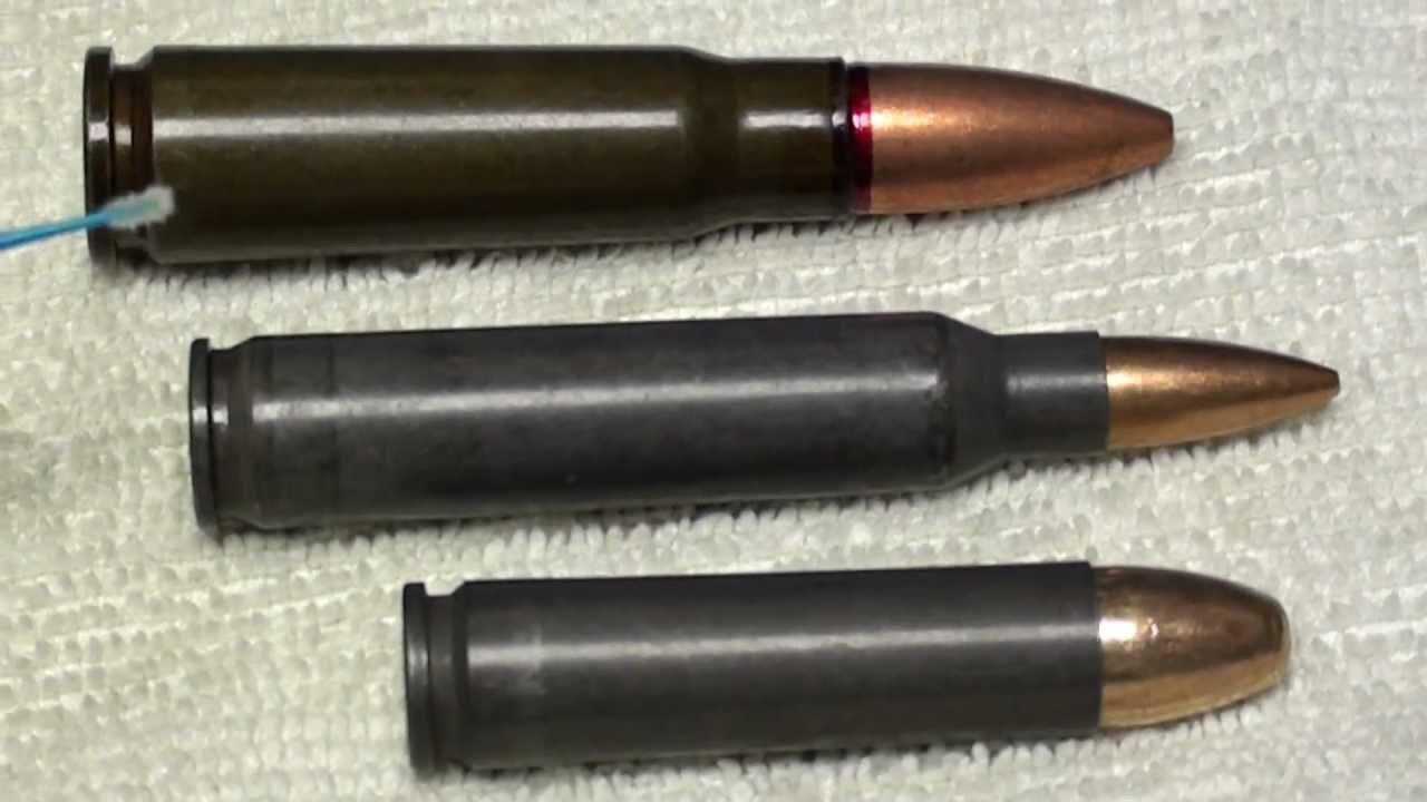 M1 30 Carbine Ammo