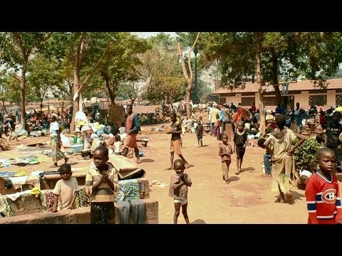 Delivering vaccinations amid crisis in the Central African Republic