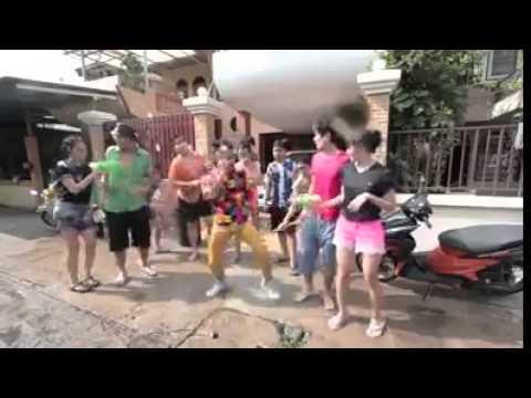The Best dance for songkran festival ท่าเต้นสงกรานต์