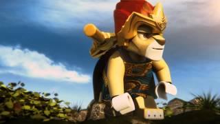 LEGO Chima Prezentacja Głównego Bohatera Młodego