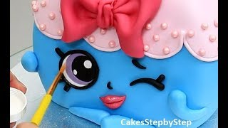 More AMAZING  KIDS CAKES Compilation! Lol Surprise Shopkins Disney Tiana