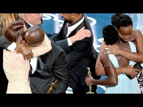 '12 Years A Slave' Wins Best Picture Oscar 2014