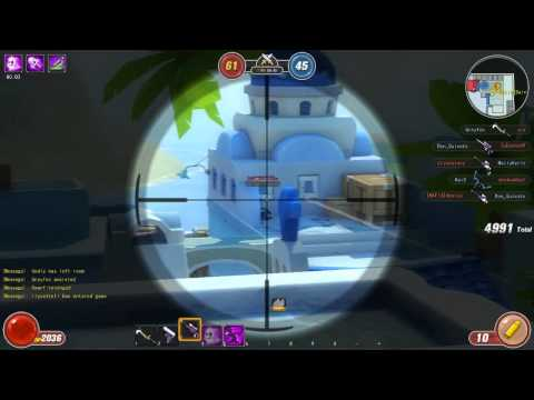 [Avatar Star Online]Assassin gameplay [Sniper]
