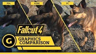 Fallout 4 - Graphics Comparison