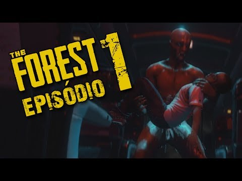 THE FOREST #1 - Finalmente um Survival Horror para o canal