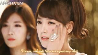 [Vietsub] We were in love/ We used to love - Davichi & T-ara