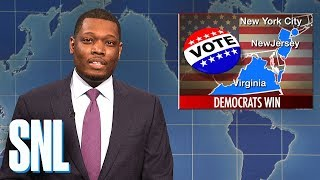 Weekend Update on Democrats' Election Victories - SNL