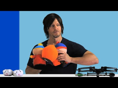 Walking Dead's Norman Reedus Needs These to Survive a Zombie Apocalypse -- 10 Essentials -- GQ