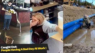 Zlý deň v práci