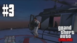 "GTA V ONLINE: ""EL GRAN SALTO!!"" #3 GTA 5 ONLINE Gameplay"