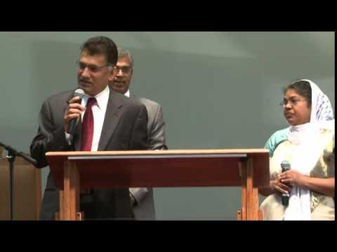 Houston Pentecostal Meeting-2014.  Malayalam Christian Message