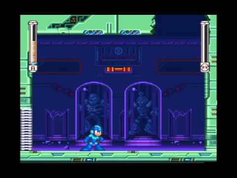 Mega Man VII - Mega Man VII BLIND (1 of 4) - User video