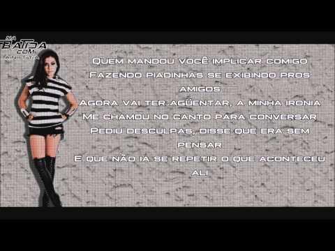 Letra Quem Sabe Anitta - Liryc Vídeo