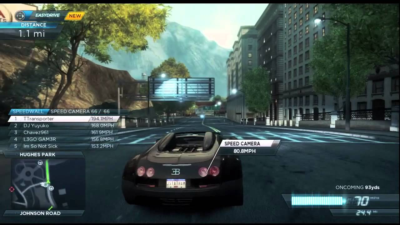 need for speed most wanted 2012 xbox 360 bugatti veyron grand sport vitesse gameplay youtube. Black Bedroom Furniture Sets. Home Design Ideas